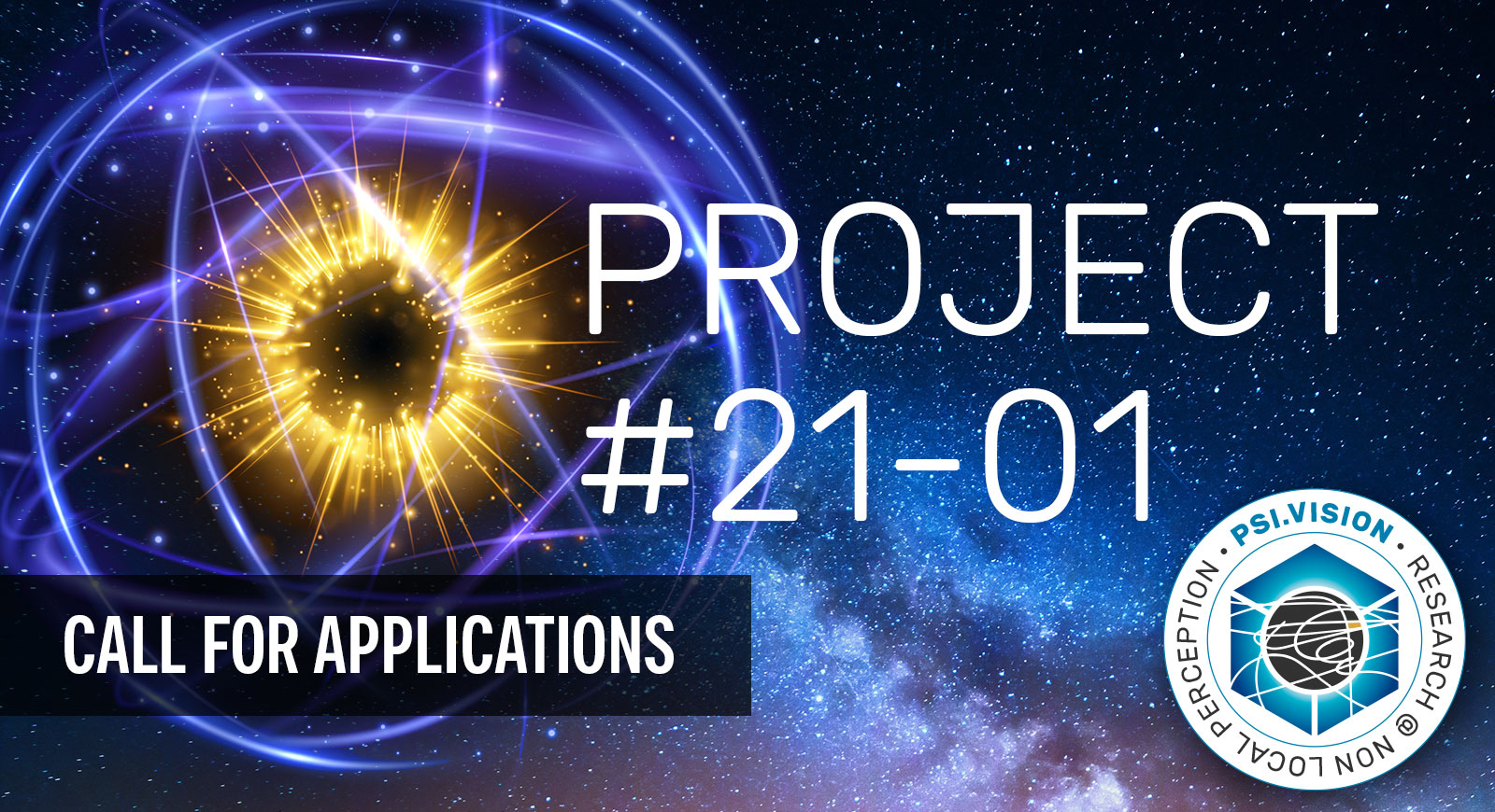 PSI.vision | call for applications project #21-01